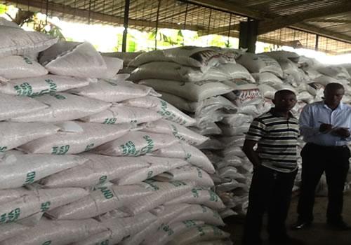 Commodity Warehouse Kaduna